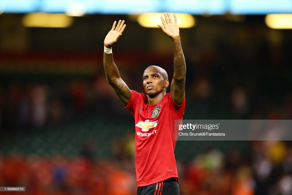 Manchester United v AC Milan - 2019 International Champions Cup : News Photo