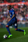 middlesbrough england ashley young united action