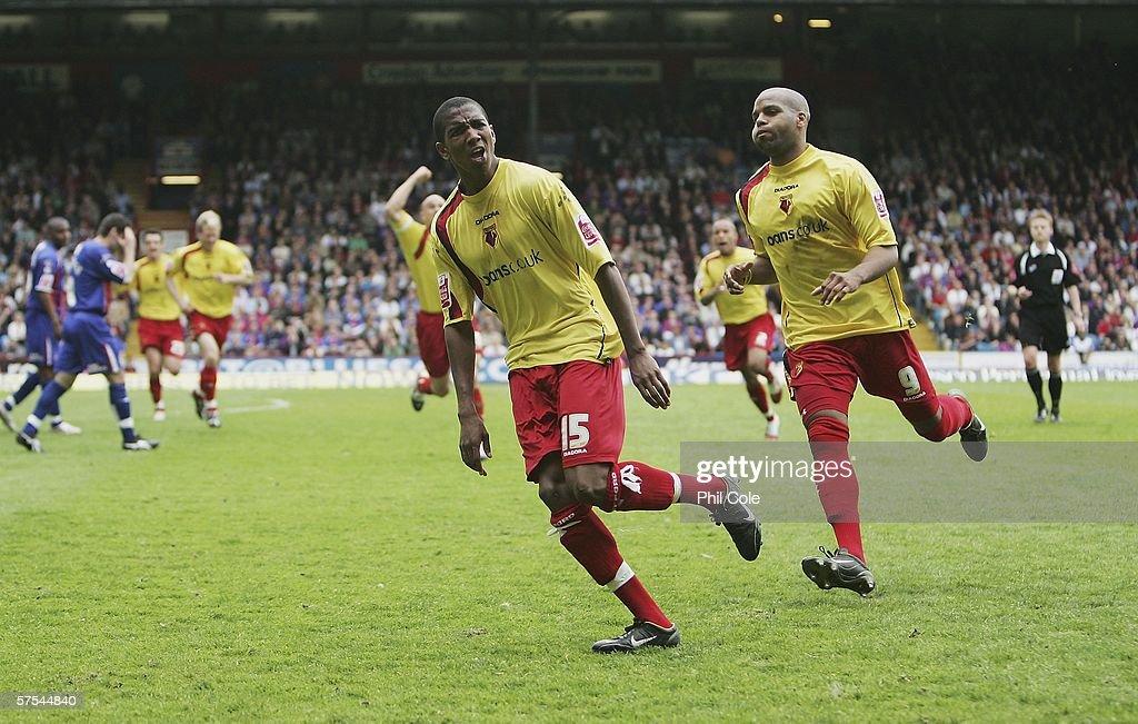 Crystal Palace v Watford : News Photo