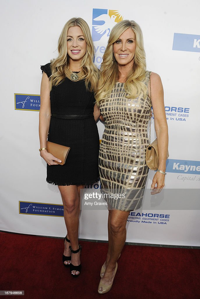 Ashley Zarlin and Lauri Peterson attend A Magical Night of Hope at Skirball Cultural Center on May 2, 2013 in Los Angeles, California.