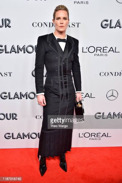 Ashlyn Harris attends the 2019 Glamour Women Of The Year Awards at Alice Tully Hall on November 11 2019 in New York City