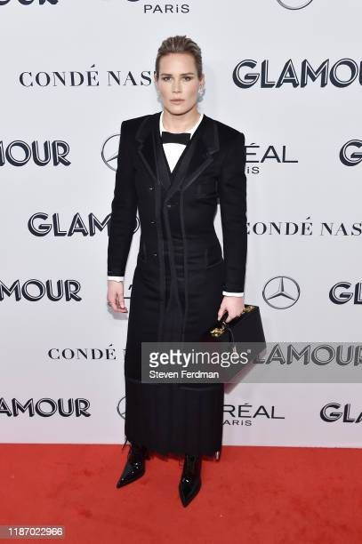 Ashlyn Harris attends the 2019 Glamour Women Of The Year Awards at Alice Tully Hall on November 11, 2019 in New York City.