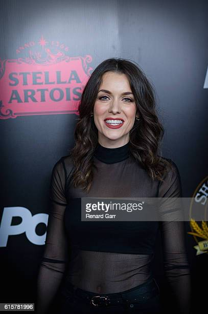 Ashlynn Yennie at TCL Chinese Theatre on October 19 2016 in Hollywood California