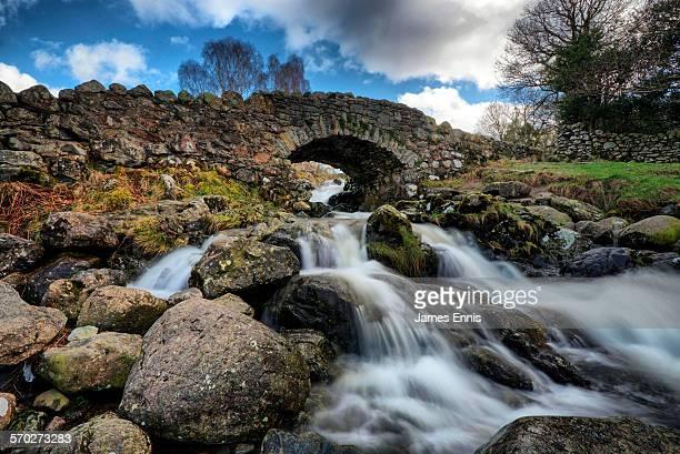 Ashness Bridge, English Lake District