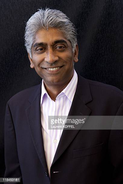 Ashok Amritraj attends the ScreenSingapore press conference during the 64th Annual Cannes Film Festival at the Carlton Hotel on May 16 2011 in Cannes...