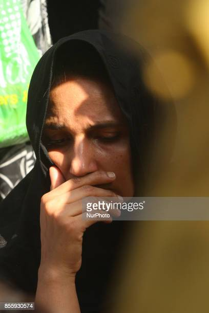 Ashoora commemorates the death of Eman Hussain, grandson of Prophet, during the first 10 days of Muharam Shi'ite Muslim commemoration of Imam...