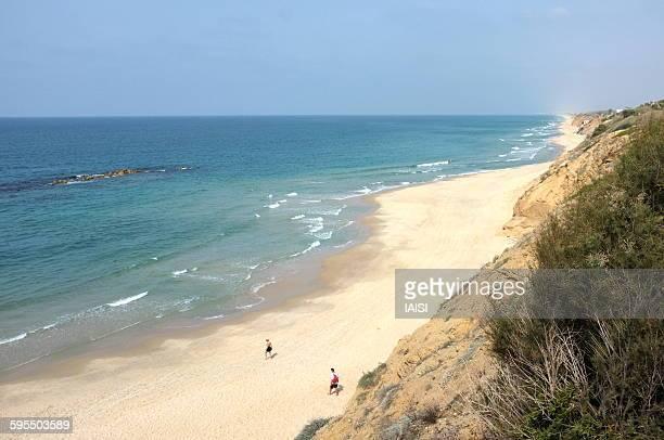 ashqelon, coastal view - アシュケロン ストックフォトと画像