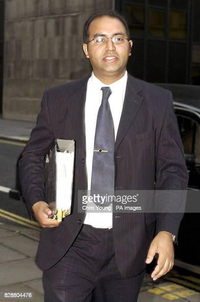 Ashsaq Altaf arrives at the Old Bailey in central London where he is charged with having sex with a 14yearold girl at a hotel after meeting her in an...