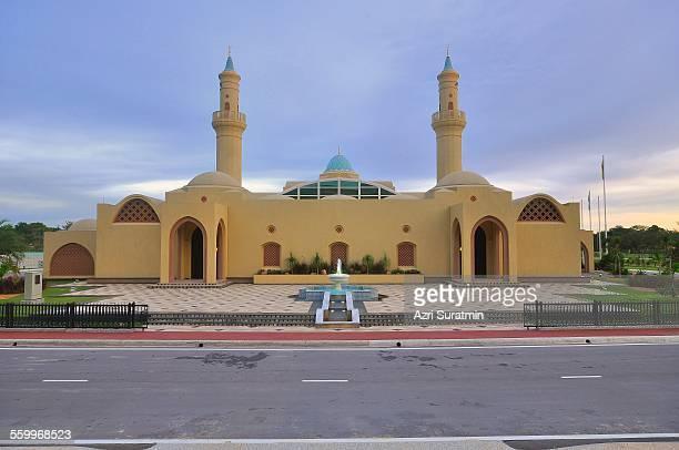 Ash-Shaliheen Mosque, Brunei