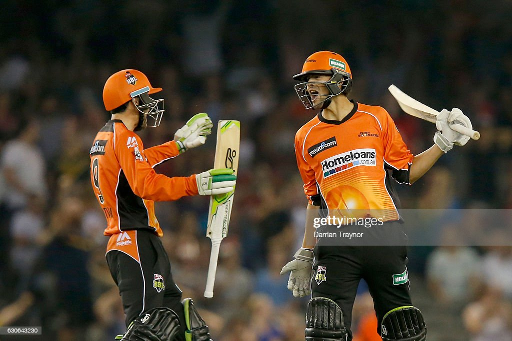 Big Bash League - Renegades v Scorchers