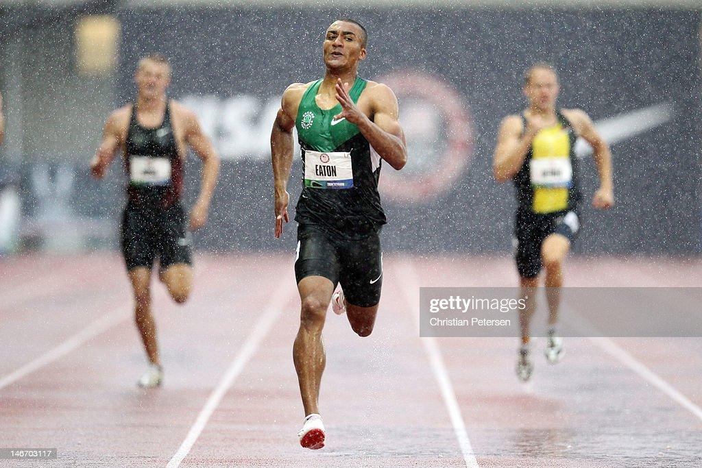 2012 U.S. Olympic Track & Field Team Trials - Day 1
