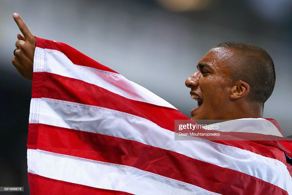 Athletics - Olympics: Day 13 : News Photo