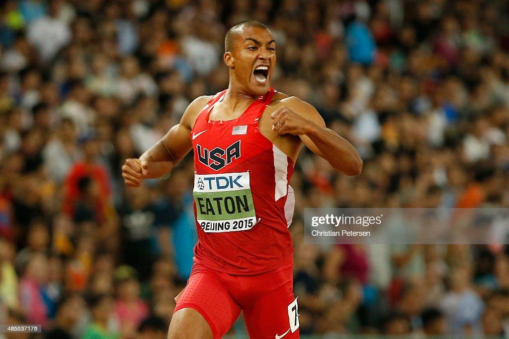 15th IAAF World Athletics Championships Beijing 2015 - Day Seven : News Photo