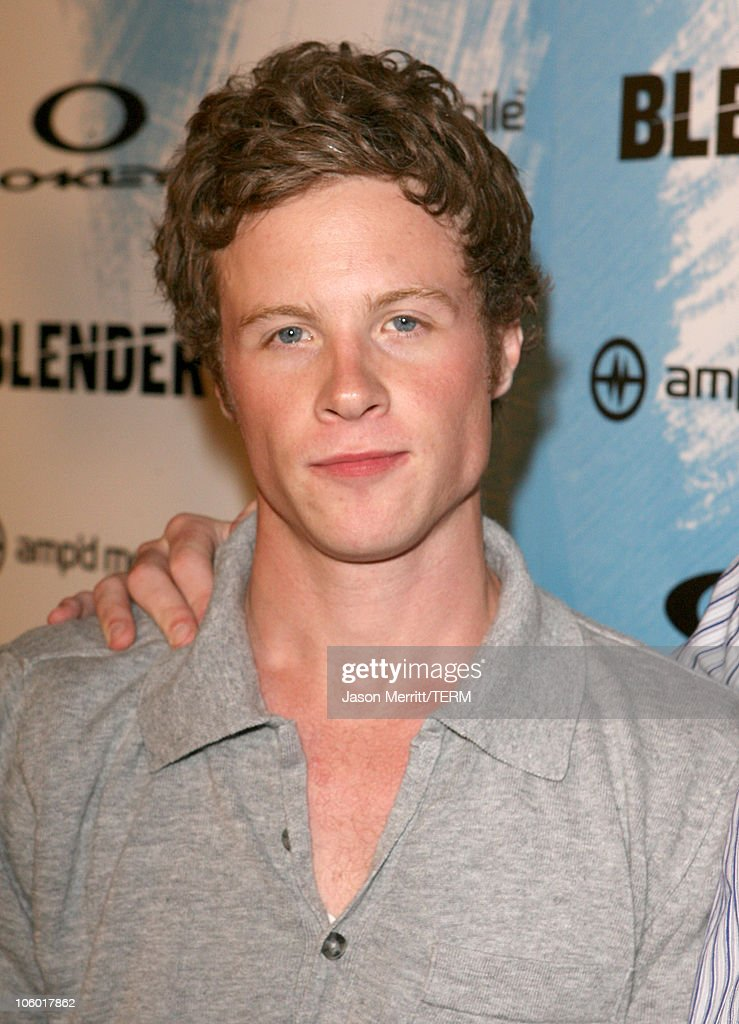 2006 Blender/Oakley X Games Kick Off Party - Red Carpet