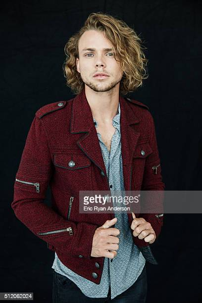 Ashton Irwin of Australian rock band 5 Seconds of Summer is photographed for Billboard Magazine on September 1, 2015 in New York City. PUBLISHED...