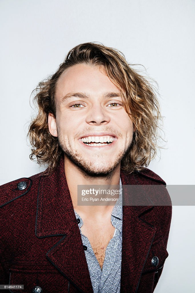 Ashton Irwin of Australian rock band 5 Seconds of Summer is photographed for Billboard Magazine on September 1, 2015 in New York City. PUBLISHED