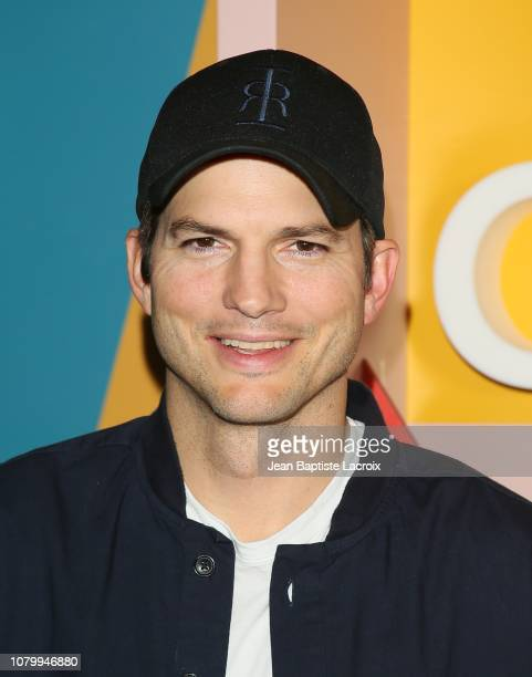 Ashton Kutcher attends WeWork Presents Second Annual Creator Global Finals at Microsoft Theater on January 9 2019 in Los Angeles California