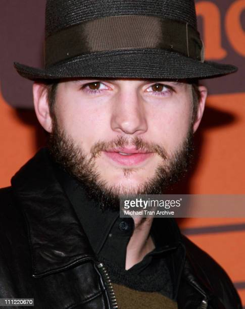 Ashton Kutcher during 'That 70s Show' Series Wrap Party Arrivals at Tropicana at The Roosevelt Hotel in Hollywood California United States
