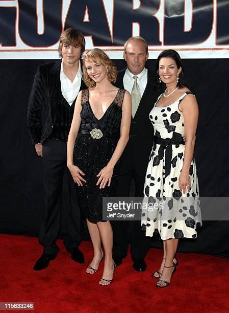 Ashton Kutcher Melissa Sagemiller Kevin Costner and Sela Ward