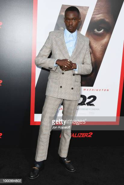 Ashton Sanders Pictures and Photos - Getty Images