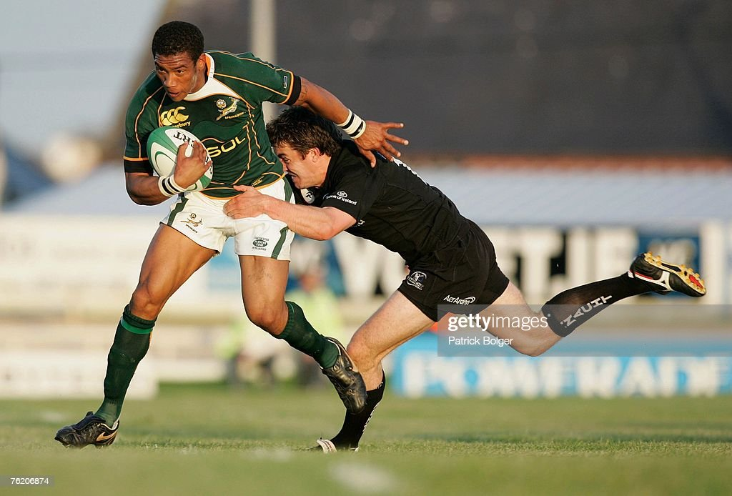 Connacht v South Africa : News Photo