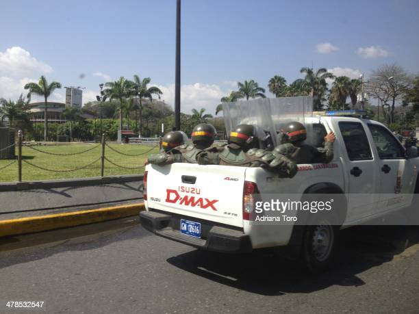 CONTENT] Asi llevan a la Guardia Nacional Bolivariana