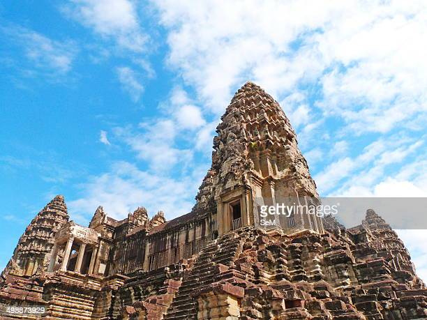 Asia ArchaeologyCambodia The ruins of Angkor Siem Reap city