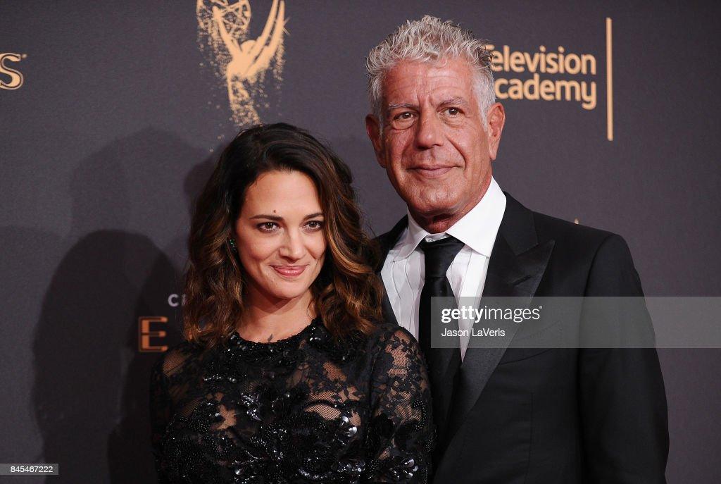 2017 Creative Arts Emmy Awards - Day 1 - Arrivals : Foto di attualità