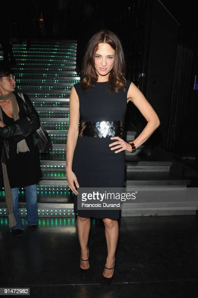 Asia Argento attends the John Richmond VIP Room Party as part of the Paris Womenswear Fashion Week on October 5 2009 in Paris France