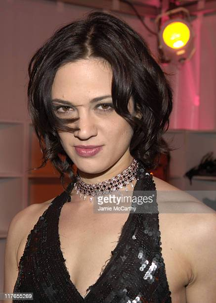 Asia Argento during 2005 Cannes Fiilm Festival AnheuserBusch Hosts 'Land of the Dead' Party at AnheuserBusch Big Eagle Yacht in Cannes France