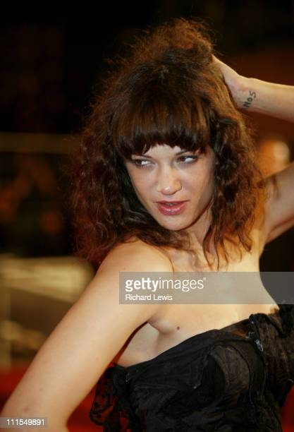 "Asia Argento during 2007 Cannes Film Festival - ""Go Go Tales"" Premiere at Palais des Festivals in Cannes, France."