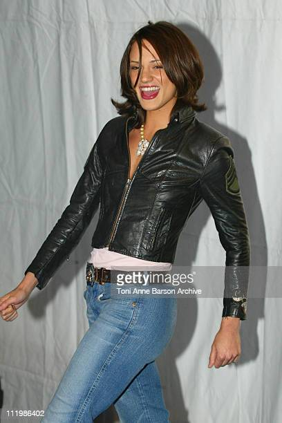 """Asia Argento during Deauville 2002 - """"XXX"""" Photocall at C.I.D Deauville in Deauville, France."""