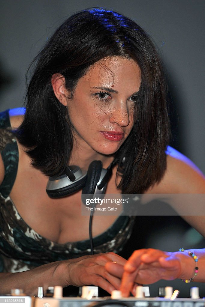 Asia Argento Performs At RKC Club