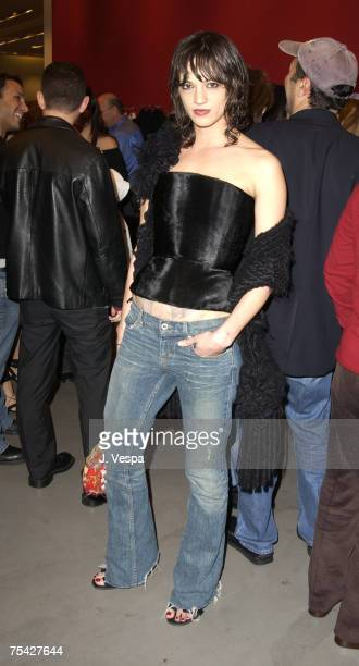 148605886113 Miu Miu Party for IFP Los Angeles Filmmaker Labs. People  Asia Argento. Asia  Argento
