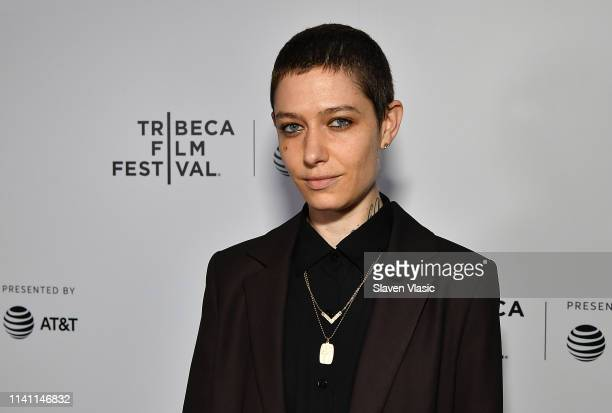 Asia Kate Dillon attends Tribeca Celebrates Pride Day at 2019 Tribeca Film Festival at Spring Studio on May 4 2019 in New York City