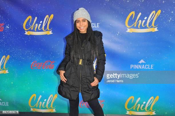 Asia Monet attends CHILL Media/Night VIP on December 13 2017 in Long Beach California