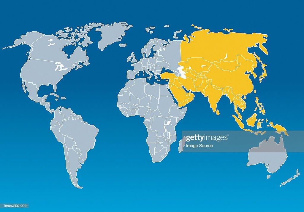 Asia : Stock Photo