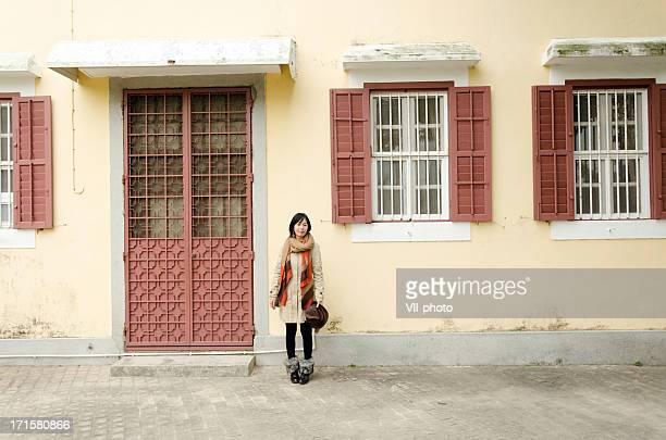 belleza asiática - macao fotografías e imágenes de stock