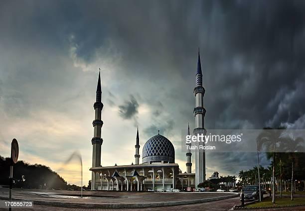 Asian Blue Mosque