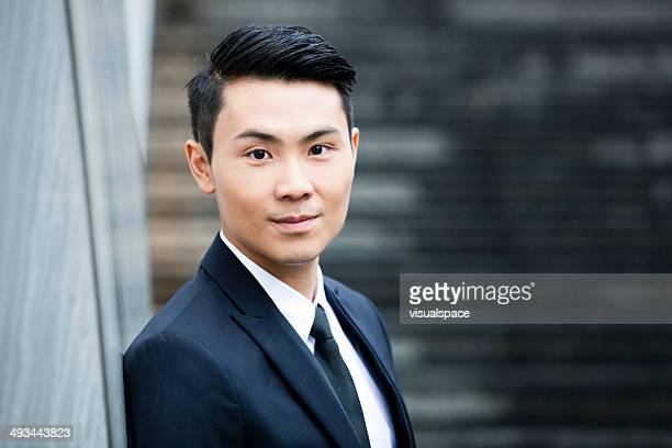 asian businessman - handsome chinese men stock pictures, royalty-free photos & images