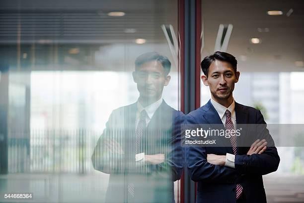 アジアのビジネスマン  - 最高経営責任者 ストックフォトと画像