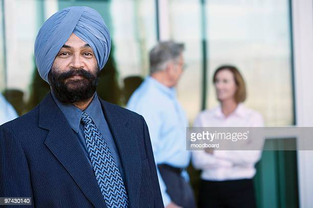 Asian Businessman, portrait