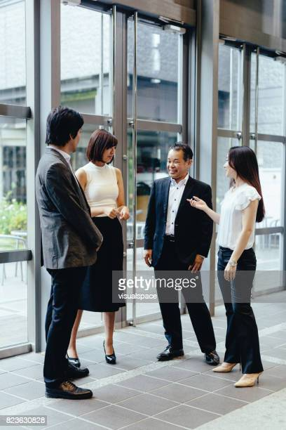 アジアのビジネスマン