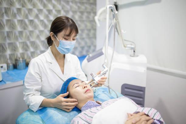 fractional laser treatment