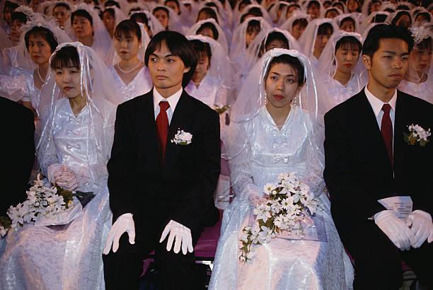Moonie Wedding