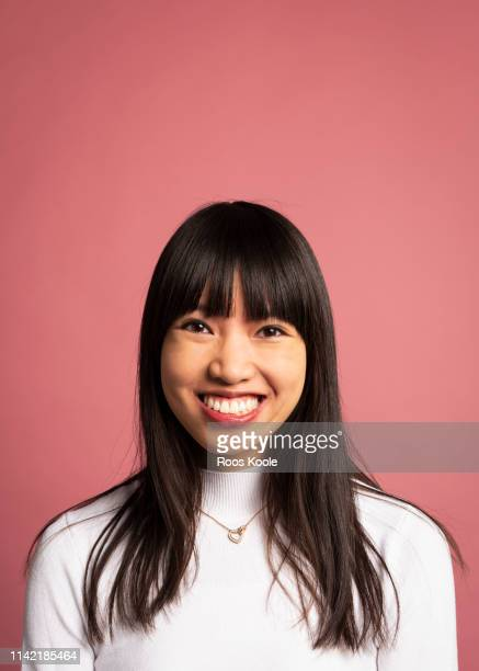 asian girl - one young woman only stock pictures, royalty-free photos & images