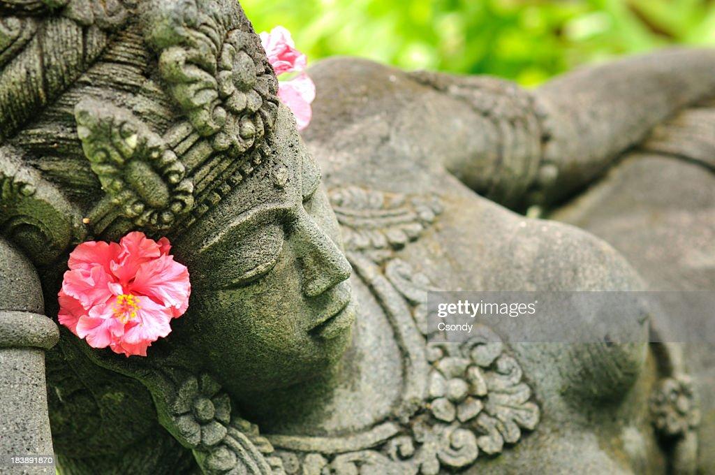 Asian statue : Stock Photo