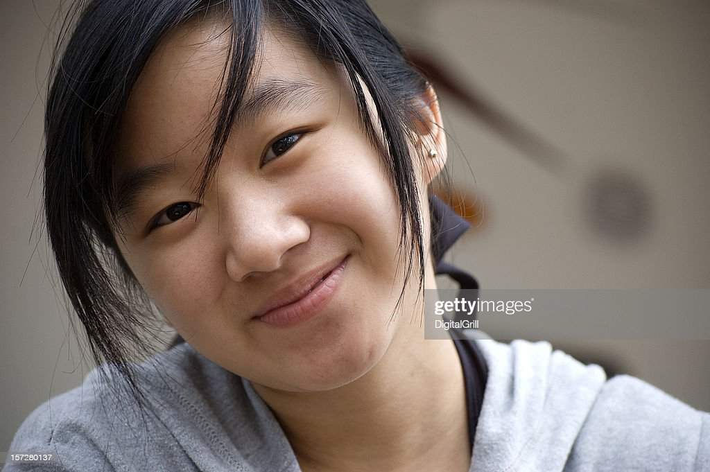 Asian Teen Girl Stock Photo  Getty Images-6776