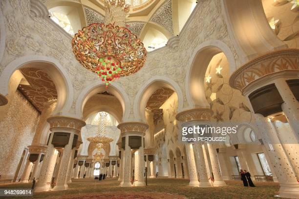 AsiaPersian GulfMiddle EastUnited Arab EmiratesAbu DhabiSheikh Zayed Bin Sultan Al Nahyan mosque