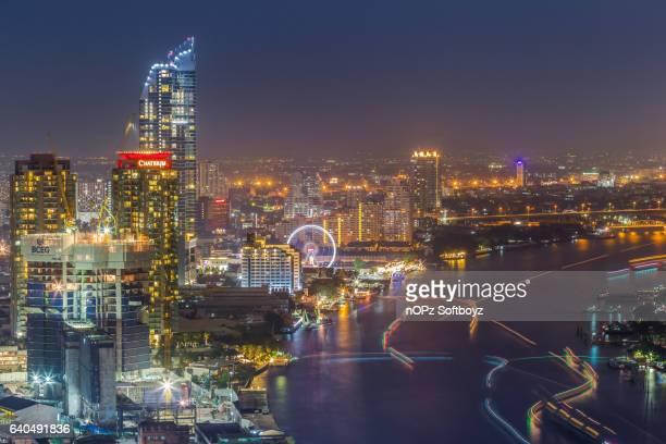 asiatique the riverfront - nopz stock pictures, royalty-free photos & images